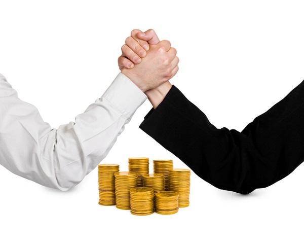 つなぎ融資のイメージ