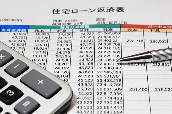 取り扱っている融資の種類