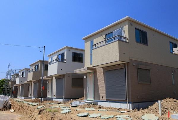 建売住宅のイメージ